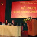 Hội nghị Viên chức và người lao động năm 2021